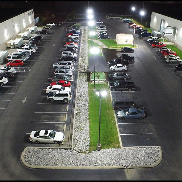 Led Parking Lot Lights Led Shoebox Retrofit Led Area